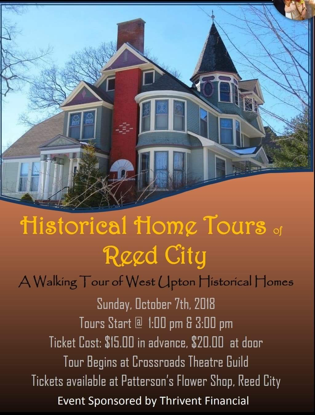 reed city home tour
